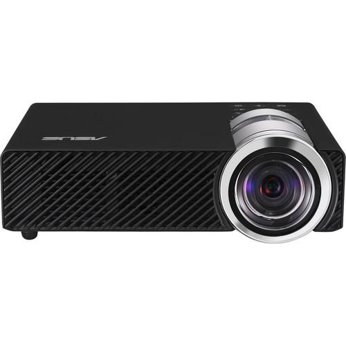 ASUS B1MR 900 Lumen WXGA Wireless DLP Projector (Black) B1MR