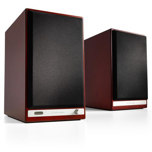 Audioengine HD6 Powered Speakers (Pair, Cherry) HD6-CHR