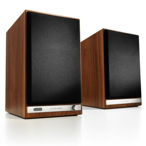 Audioengine HD6 Powered Speakers (Pair, Walnut) HD6-WAL