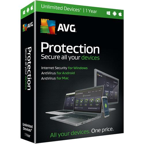AVG Protection 2016 (Download, 1-Year) PRO16N12EN