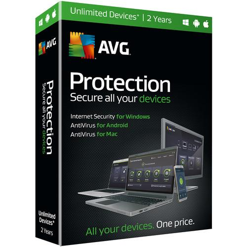 AVG Protection 2016 (Download, 2-Year) PRO16N24EN