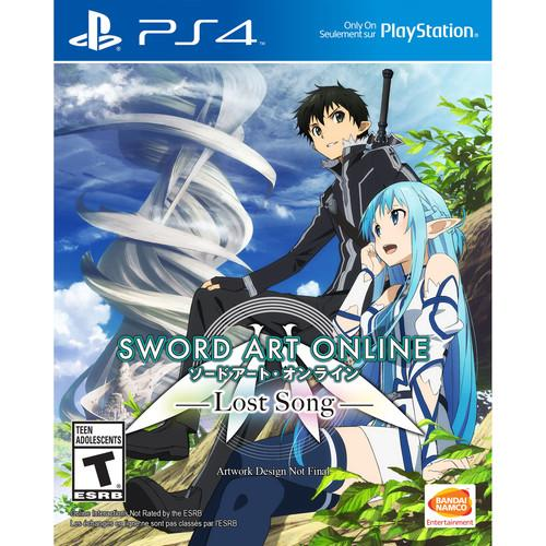 BANDAI NAMCO Sword Art Online: Lost Song (PS4) 12032