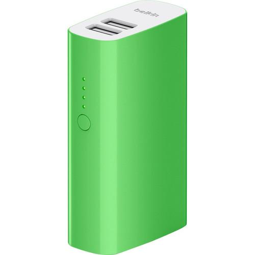 Belkin 4000 mAh MIXIT Power Pack (Green) F8M979BTGRN