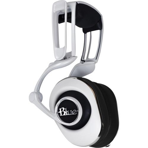 Blue Lola Over-Ear Isolation Headphones (White) LOLA - WHITE