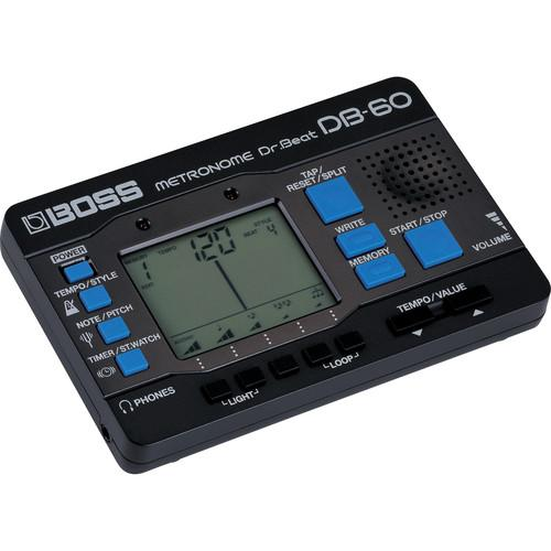 BOSS  DB-60 Dr. Beat Metronome DB-60