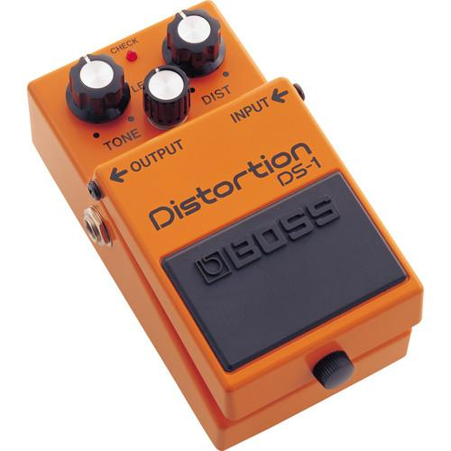 BOSS  DS-1 Distortion Pedal DS-1
