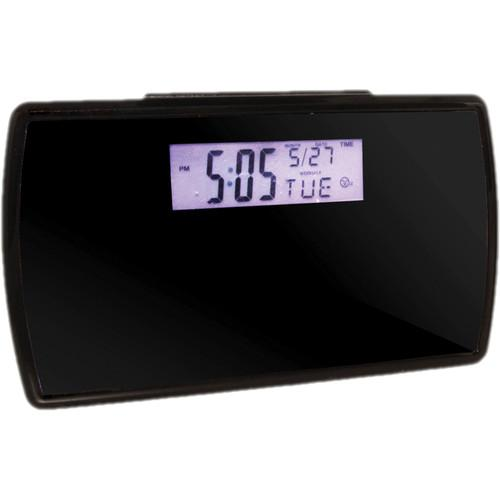 BrickHouse Security SleekVu Hidden Camera Alarm Clock