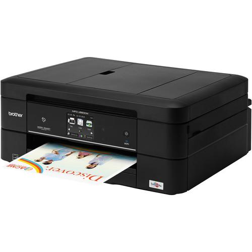 Brother WorkSmart Series MFC-J880DW All-in-One Inkjet MFC-J880DW