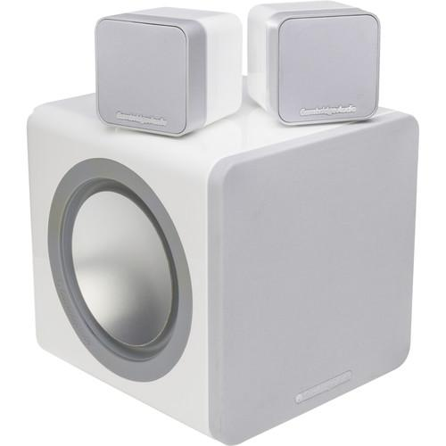 Cambridge Audio MInx 212 Stereo System (White) CAMBMINXS212-V3WH