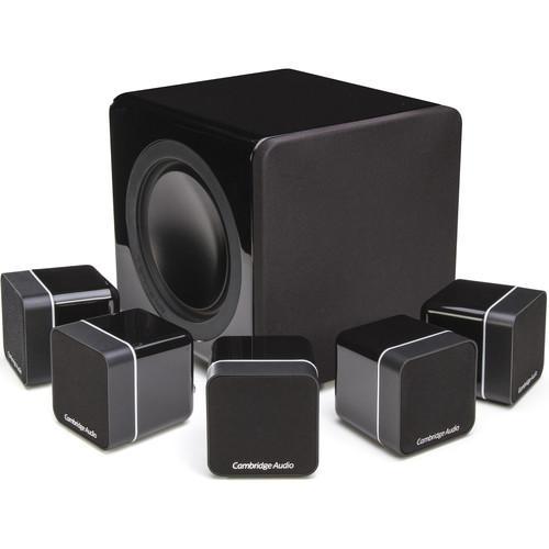 Cambridge Audio Minx Min 12 Speakers and X201 CAMBMINXS215-V3BL