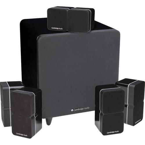 Cambridge Audio Minx Min 22 Speakers and X301 CAMBMINXS325-V3BL