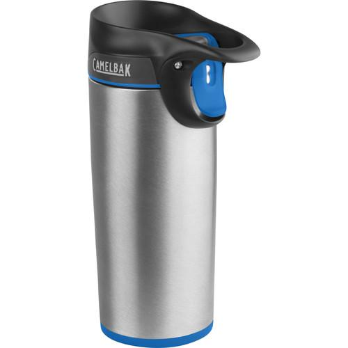 CAMELBAK Forge Travel Mug (12 oz, Steel Blue) 57006