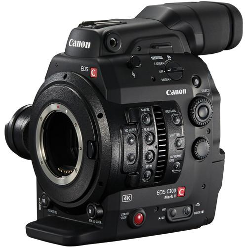 Canon Cinema EOS C300 Mark II Zacuto ENG Package 0635C019