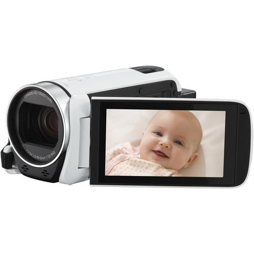 Canon LEGRIA HF R606 Full HD Camcorder (PAL, White) 0280C004AA