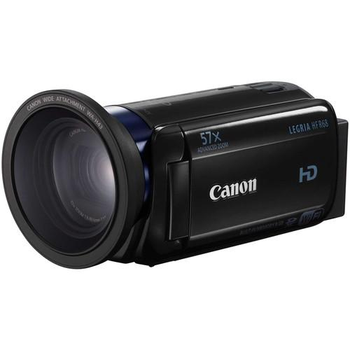 Canon LEGRIA HF R68 Full HD Camcorder with 8GB of 0279C002AA