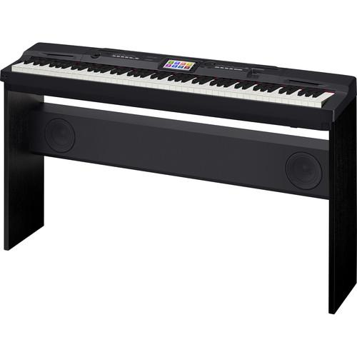 Casio CGP-700 - Compact Grand Piano with Stand & CGP700BK