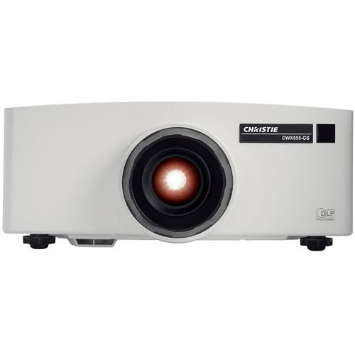 Christie DWX555-GS 1DLP Projector (White) 140-008109-01