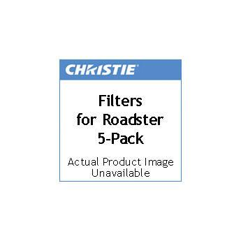 Christie Filter Kit for Roadster Series (5-Pack) 03-900546-51P