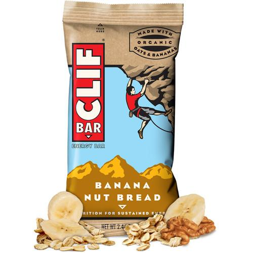 Clif Bar Clif Energy Bars (Banana Nut Bread, 12-Pack) 161005