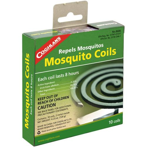 Coghlan's  Mosquito Coils (10 Pack) 8686