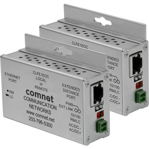 COMNET CLKFE1EOC Copper Kit with 2 CLFE1EOC Ethernet CLKFE1EOC