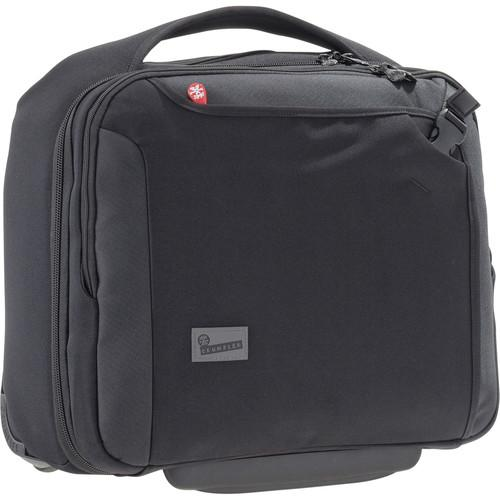 Crumpler Dry Red No. 9 Laptop Briefcase on Wheels DRD002-B00170