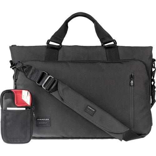 Crumpler Milestone Moment Laptop Briefcase MMB001-X01130