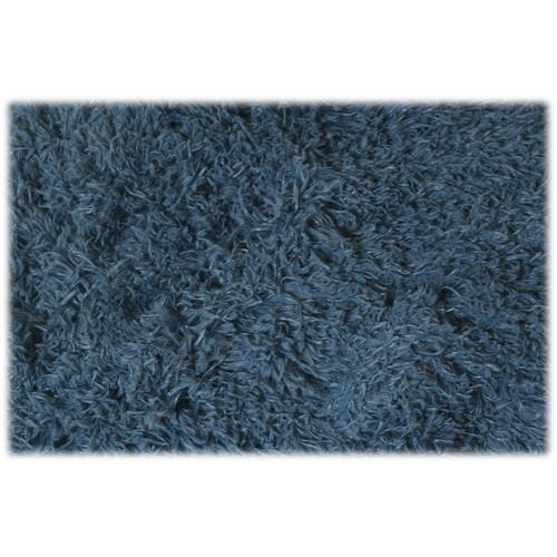 Custom Photo Props Dewdrops Blue Faux Fur Photo Prop 1290