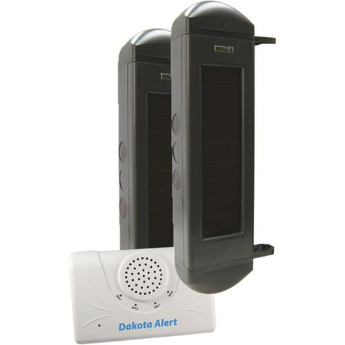 Dakota Alert BBA-2500 Solar Powered Wireless Infrared BBA-2500