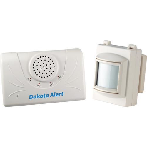 Dakota Alert Duty Cycle Wireless PIR Sensor and IRDCR-2500