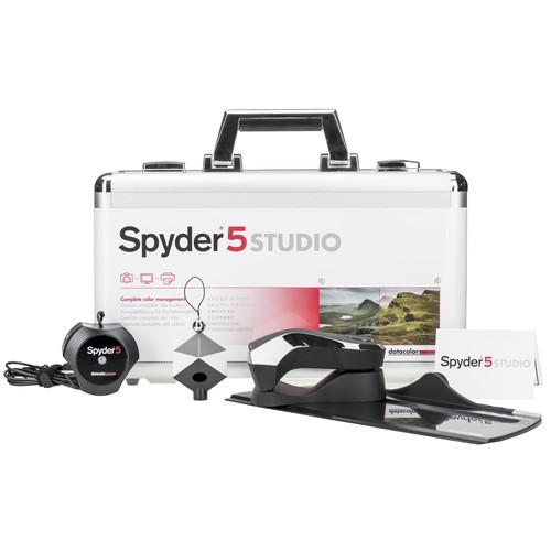 Datacolor Spyder5STUDIO Color Calibration Bundle S5SSR100