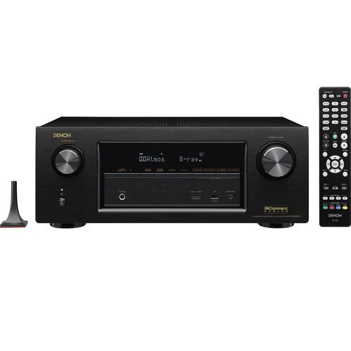 Denon IN-Command Series AVR-X3200W 7.2-Channel AVR-X3200W