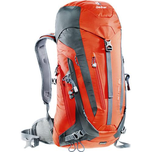 Deuter Sport ACT Trail 24 Backpack (Papaya/Granite) 3440115-9403