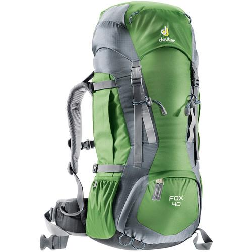 Deuter Sport Fox 40 Backpack (Emerald/Titan) 36083-2404