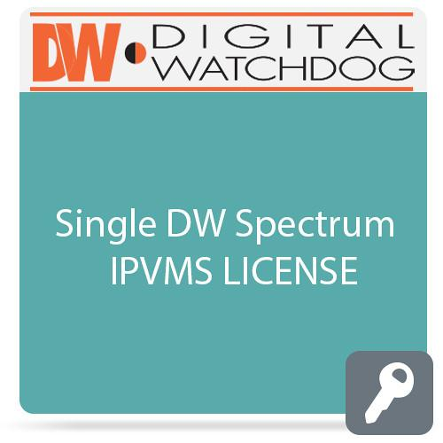 Digital Watchdog DW-SPVWALL1X2 Single DW Spectrum DW-SPVWALL1X2