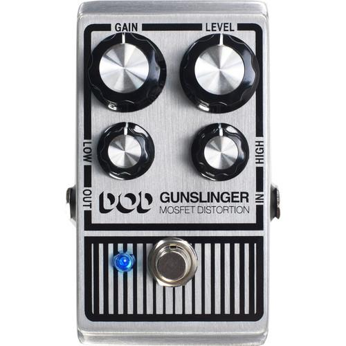 DigiTech Gunslinger MOSFET Distortion Pedal DOD-GUNSLINGER