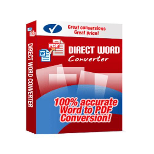 Direct PDF Converter Direct Word Converter DIRECTWORDCONV