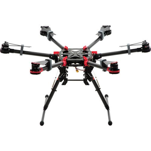 DJI Spreading Wings S900 Hexacopter with A2 Flight CB.SB.000016