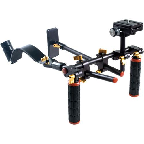 Dot Line Double Handle Rig with Shoulder Pad DL-V2