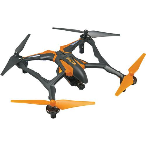 DROMIDA Vista FPV Quadcopter with Integrated 720p DIDE04NN