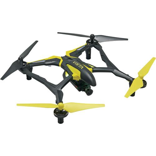 DROMIDA Vista FPV Quadcopter with Integrated 720p DIDE04YY