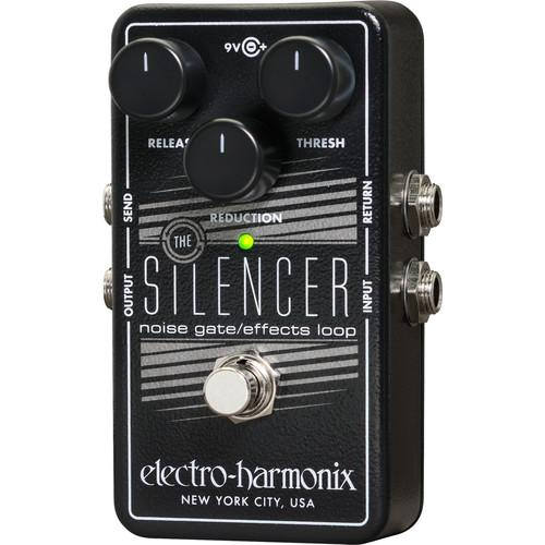 Electro-Harmonix Silencer Noise Gate with Built-In FX SILENCER