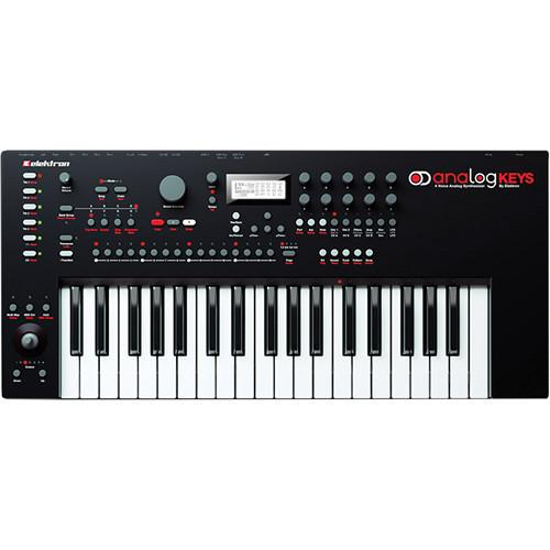 Elektron Analog Keys and KOMPLETE 10 Ultimate Instruments
