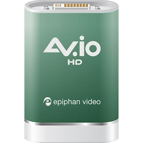 Epiphan AV.io HD USB 3.0 Portable Video Grabber ESP0909