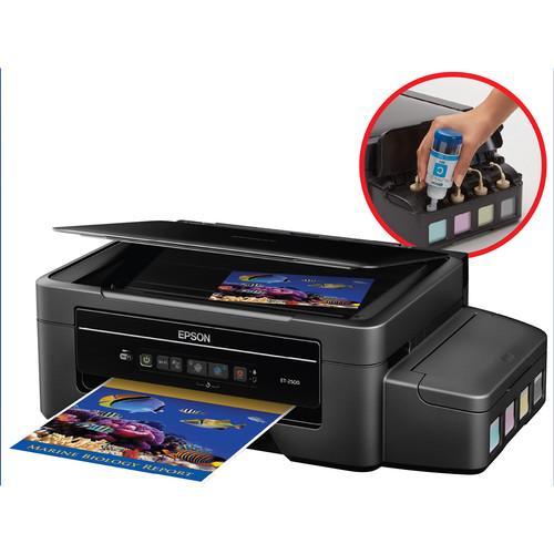 Epson Expression ET-2500 EcoTank All-in-One Inkjet C11CE92201