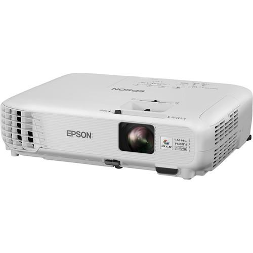 Epson PowerLite Home Cinema 1040 WUXGA 3LCD Home V11H772020