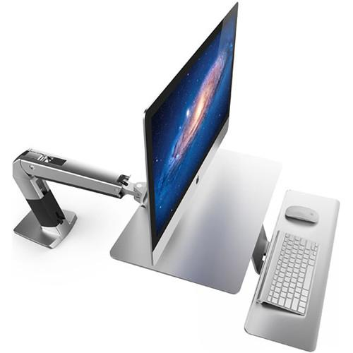 Ergotron WorkFit-A Sit-Stand Workstation for iMac 24-414-227