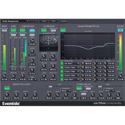 Eventide UltraChannel Crossgrade - Complete A2 TO ULTRACHANNEL