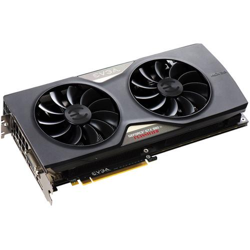 EVGA GeForce GTX 980 Ti Classified Graphics Card 06G-P4-4998-KR