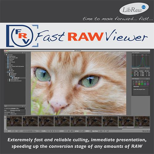 FastRawViewer FastRawViewer Software (Download) FRV1BE